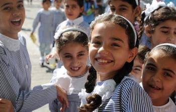 الأونروا: العام الدراسي ينطلق في موعده في مدارسنا