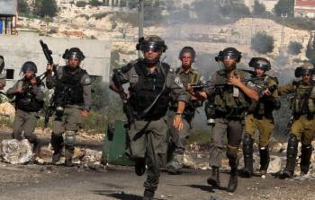 اعتداءات مستوطنين وحرائق في القدس المحتلة واعتقالات في الضفة المحتلة