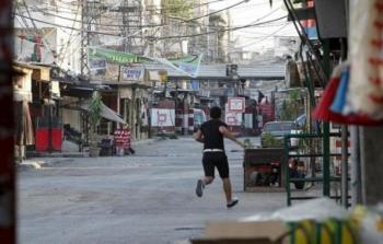 إضراب شامل يعم المُخيّمات والتجمّعات الفلسطينيّة في لبنان