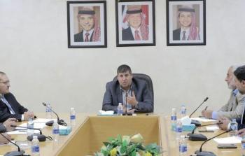اجتماع لجنة فلسطين النيابية في الأردن مع وزير التعليم العالي - وكالات