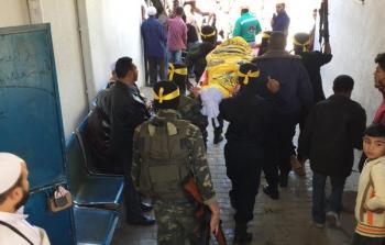 استشهاد فلسطيني وسط القطاع مُتأثراً بإصابته في مسيرة العودة