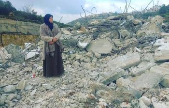 الاحتلال يهدم منزل الأسير عاصم البرغوثي وسط مواجهات عنيفة