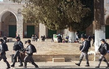 المستوطنون يُواصلون اقتحام الأقصى بحماية قوات الاحتلال