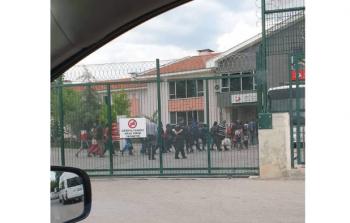 اعتقال 35 مهاجرا بينهم لاجئون فلسطينيون