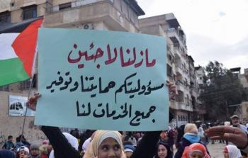 الآلاف من فلسطينيي سوريا بلا صفة قانونية ويفتقدون الحماية
