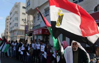منظمة دولية تناقش مشاريع لدعم فلسطينيي سوريا في مصر