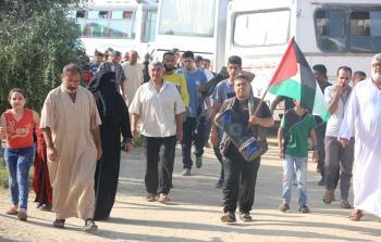 عشرات الإصابات شرقي غزة والجمعة القادمة