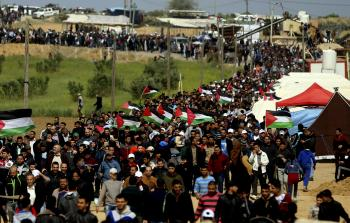 الفلسطينيّون يستعدون للمُشاركة في جمعة