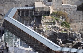 حفريات الاحتلال المستمرة تهدد عشرات المنازل والمنشآت في سلوان