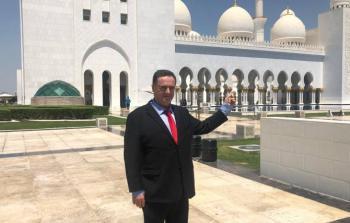 رحلة وزير خارجيّة الاحتلال الإمارات مرّت فوق السعودية