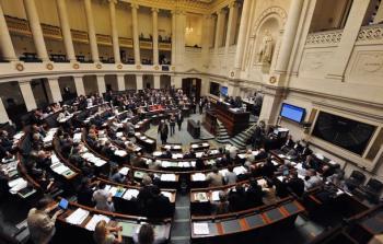 برلمان بروكسل يدعو لضرورة قطع العلاقات مع دولة الاحتلال ومُعاقبتها