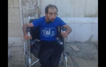 اللاجئ المشرد أحمد مصطفى