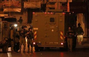 اعتقالات في الضفة المُحتلّة ومواجهات في مُخيّم عايدة