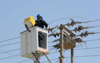 عودة الكهرباء إلى مُخيّم جباليا بعد انقطاع لساعات
