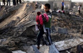 يومان على العدوان.. غزة تحتضن (26) شهيداً