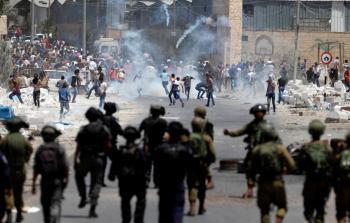 اعتقالات في الضفة المُحتلّة واشتباك مُسلّح في مُخيّم جنين