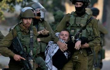 اعتقالات في الضفة المحتلة تطال مُخيّم العرّوب