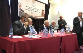 من مؤتمر بوخارست للجاليات الفلسطينية