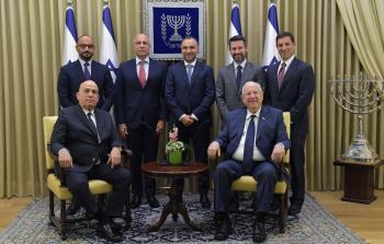 ريفلين يستضيف رجال أعمال مصريين يساهمون في نقل الغاز الفلسطيني المسروق إلى بلدهم.