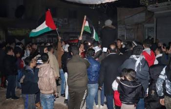 من مسيرة مخيّم النيرب
