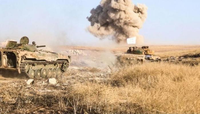 طيران الاحتلال فوق الأجواء السورية مجدداً