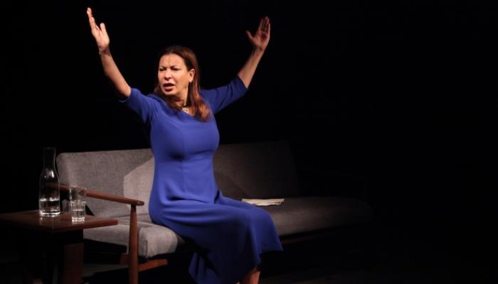 الكاتبة والممثلة الفلسطينية رائدة طه