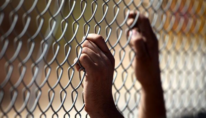 فعاليات مساندة للأسرى المضربين في مخيّم جنين