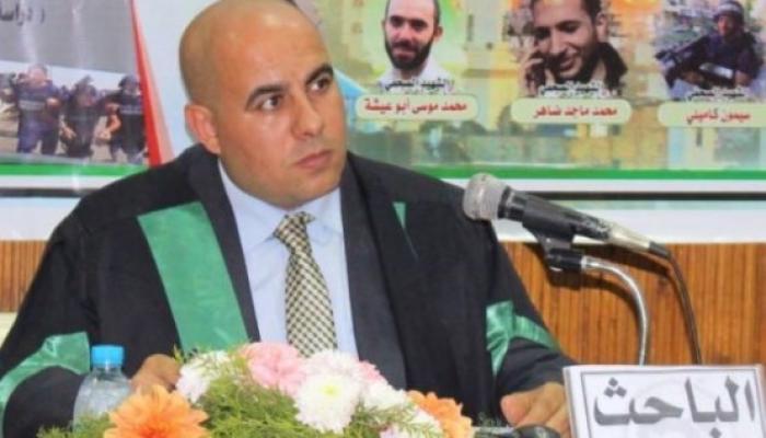 باحث فلسطيني يحصل على درجة الماجستير من معهد البحوث والدراسات العربيّة