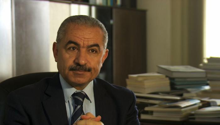 عضو اللجنة المركزية لحركة فتح محمد اشتيّة