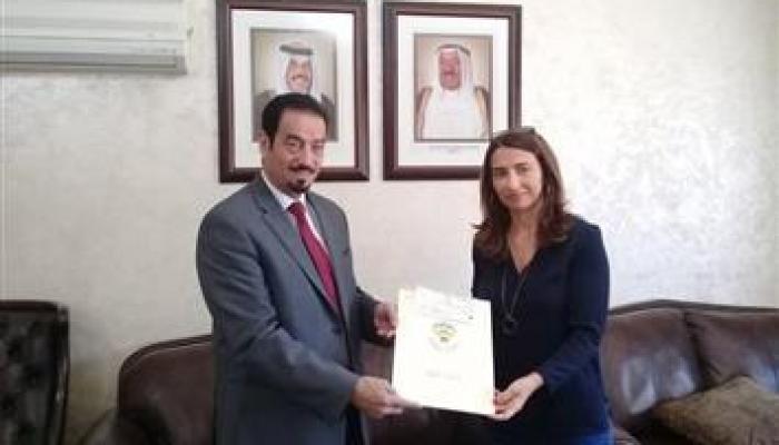 """الكويت تُقدّم (2.2) مليون دولار لـ """"الأونروا"""" لدعم الشعب الفلسطيني"""