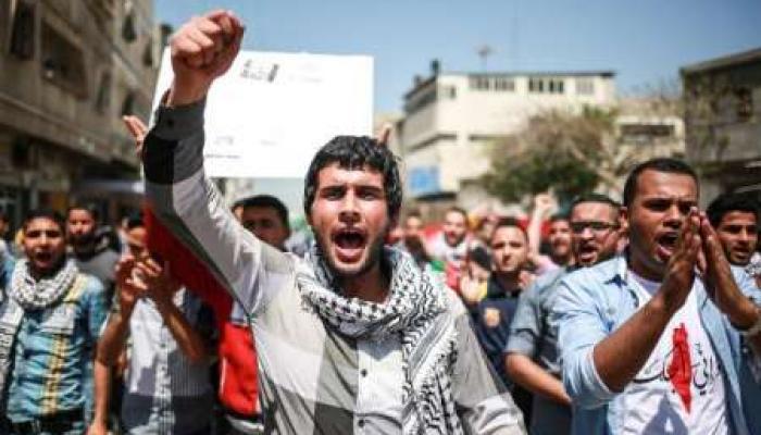 الضفة وقطاع غزة.. احتجاجات اللاجئين مستمرة بوجه تقليصات الأونروا