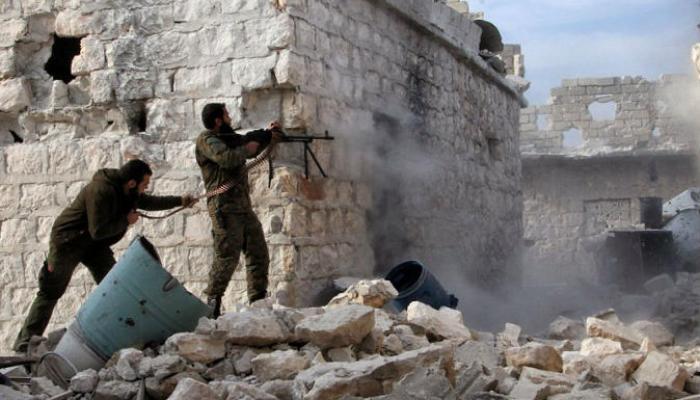 شاب من أبناء مخيم النيرب يقضي في معارك حلب