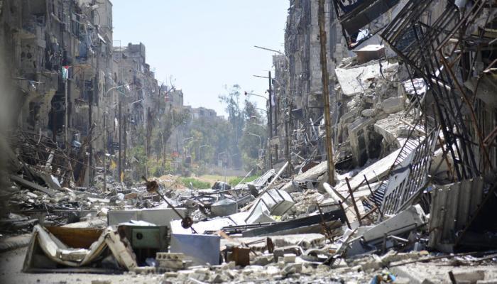 قضاء لاجئ فلسطيني في اشتباكات جنوبي دمشق