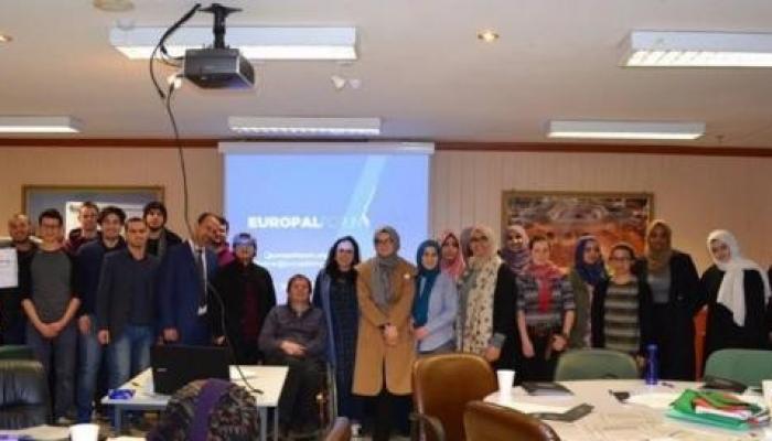دورة تدريبية في دبلن بمجال العمل التضامني والضغط السياسي دعماً للقضية الفلسطينية