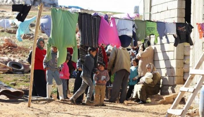 70% من اللاجئين السوريين في لبنان يعيشون تحت خط الفقر
