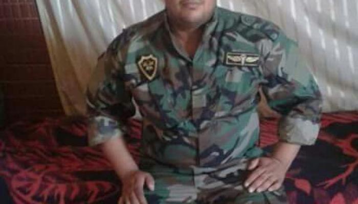 المجند عباس نواف شرقي