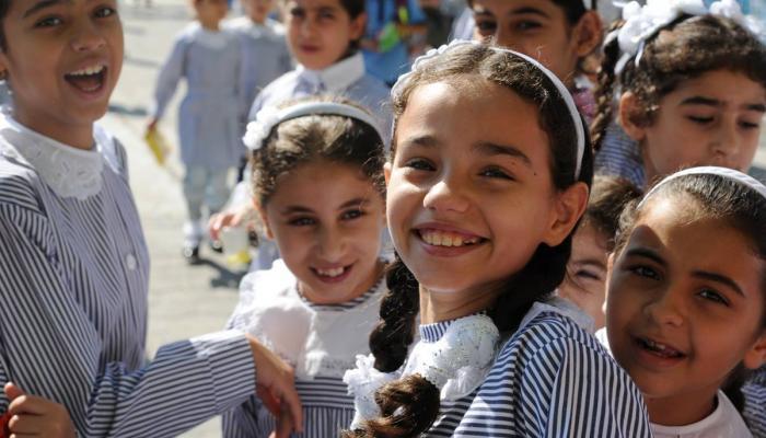 انطلاق العام الدراسي الجديد في مدارس قطاع غزة والضفة المحتلة