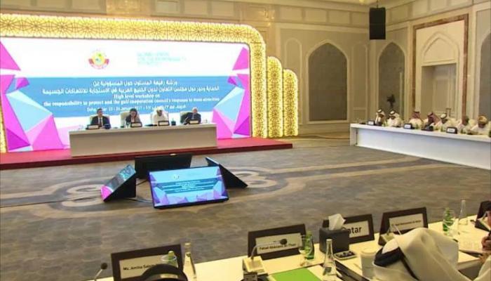 ورشة في الدوحة حول مسؤولية حماية اللاجئين ودور الخليج في الاستجابة لانتهاكات حقوقهم