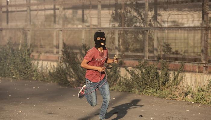 شهيدان وإصابات في مسيرة الدفاع عن حقوق اللاجئين شمالي القطاع