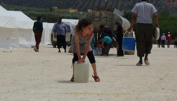 """الهيئة (302) تطالب """"الأونروا"""" بالتدخل العاجل لتأمين الحاجات الإنسانيّة لأهالي مخيّم دير بلوط"""
