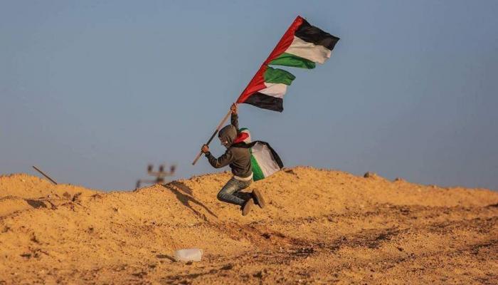 """استعدادات لانطلاق مسيرات غضب في فلسطين المُحتلّة مع ذكرى """"انتفاضة الحجارة"""""""
