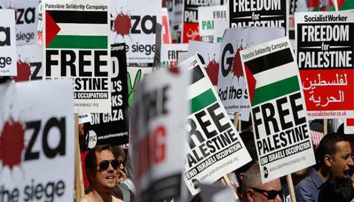 """تخوّف من استغلال إعلان مُحاربة """"مُعاداة الساميّة"""" في عرقلة تحركات لصالح الفلسطينيين"""
