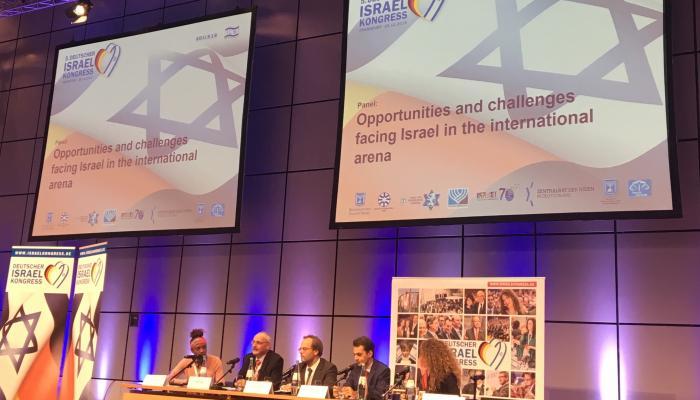 لجنة المُقاطعة تُدين مُشاركة رجل أعمال فلسطيني في مؤتمر تطبيعي