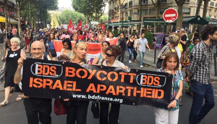 """حكومة الاحتلال تقرر دعم العاملين ضد BDS مادياً """" انترنت"""""""