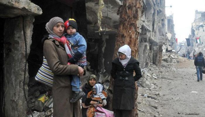 126 ألف لاجئ فلسطيني داخل سوريا، ضعفاء للغاية