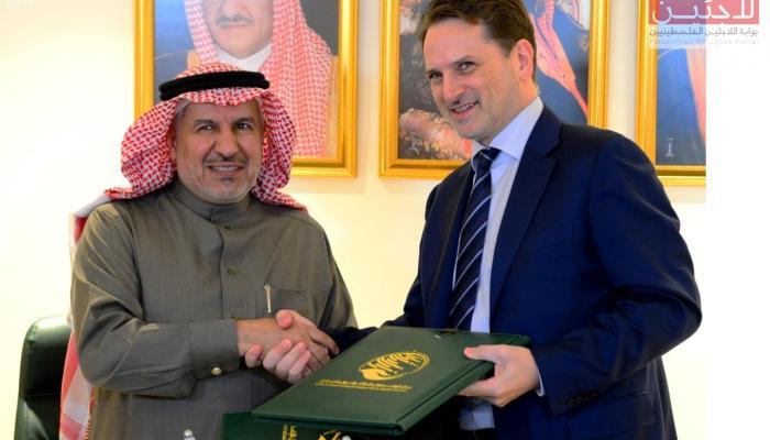 اتفاق سعودي مع الأونروا لمساعدة اللاجئين الفلسطينيين في سوريا