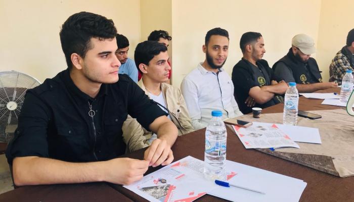 """عبر """"بوابة اللاجئين"""": التوافق على مؤتمر شبابي لكل الفلسطينيين لمواجهة """"صفقة القرن"""""""