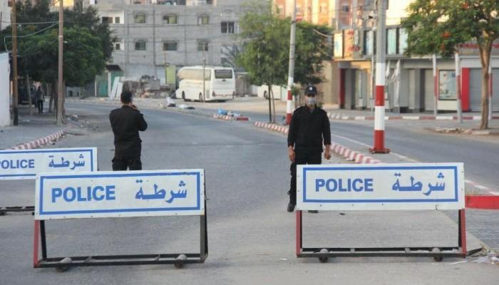 حظر تجول كامل فرض على القطاع المحاصر