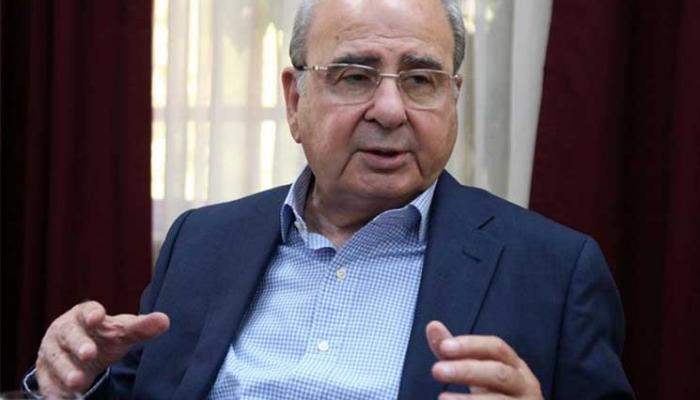 رئيس مجلس الأعيان الاسبق طاهر المصري