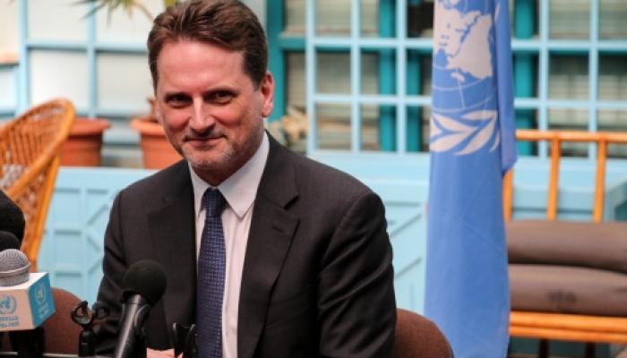 المفوض العام لوكالة الأونروا بيير كرينبول